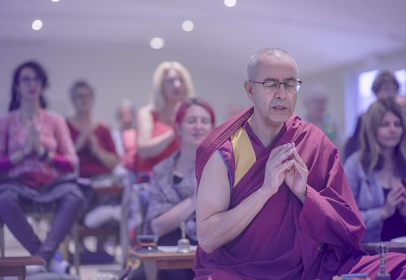 Clases para aprender a meditar